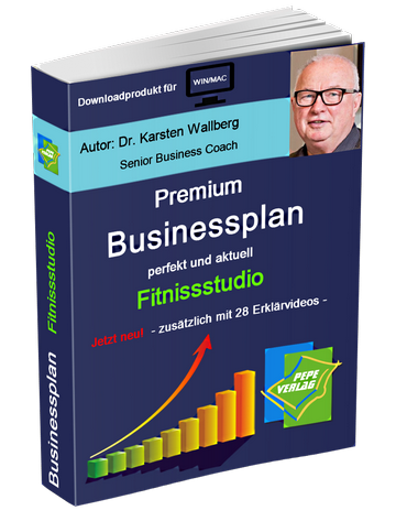 Fitnessstudio Businessplan