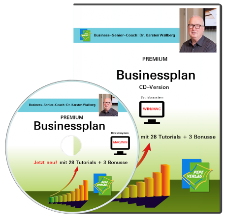 Downloadprodukt Businessplan Seniorenbetreuung