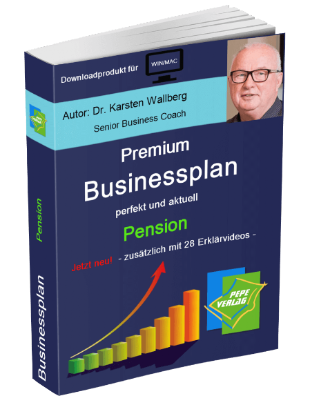 Downloadprodukt Businessplan